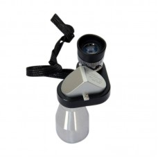 8X20 Tekli Dürbün Monoküler Mini Dürbün Kırmızı Camlı Avuç içi Dürbünü