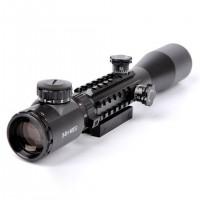 3-9X40 Nikula Zoomlu Keskin Nişancı Dürbünü Tüfek Kızaklı