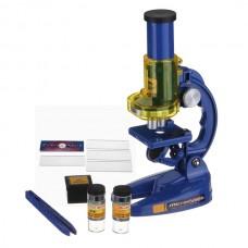 Nostaljik 300X 600X 1200X Eğitim LED Klasik Mikroskop