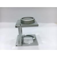 20 mm Büyüteç Lup Dokumacı Büyüteci Full Çelik Katlanabilir TH9007A